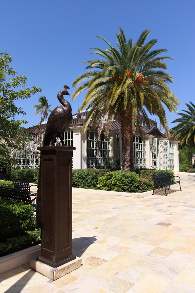 The Philip Hulitar Sculpture Garden The Society Of The