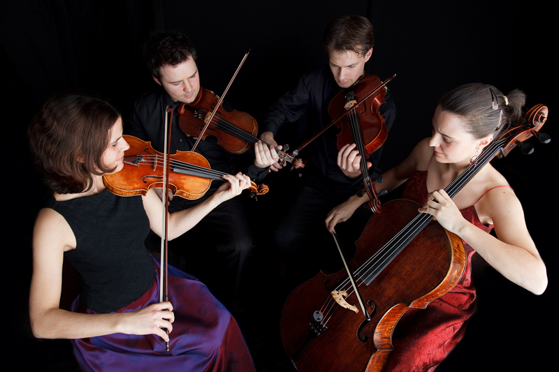 Northern Lights String Quartet : Elias String Quartet The Society of the Four Arts